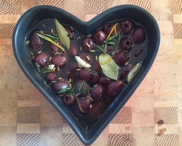 Fragrant olives