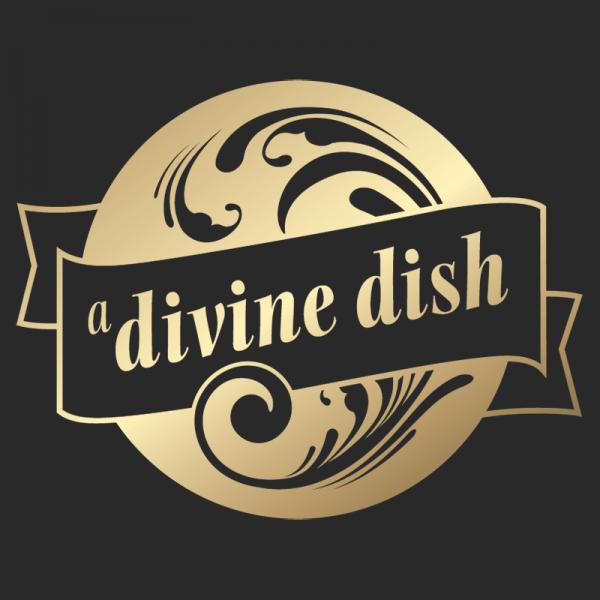 a divine dish logo