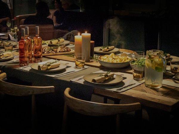 Divine Dinner Party Delivered